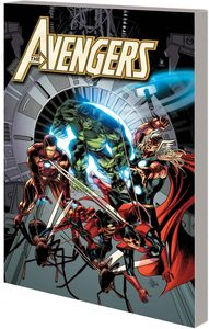[Avengers By Hickman: Complete Collection: Volume 04 (Product Image)]