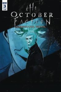 [October Faction Supernatural Dreams #3 (Cover B Worm) (Product Image)]