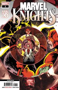 [Marvel Knights: 20th #1 (Of 6) (2nd Printing Foreman Variant) (Product Image)]