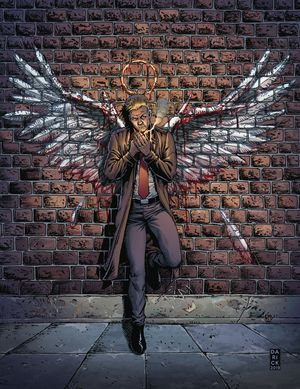 [The cover for Hellblazer: Rise & Fall #1]