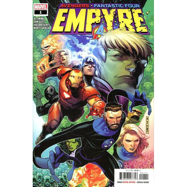 [The cover for Empyre #1]