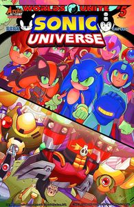 [Sonic Universe #77 (Product Image)]