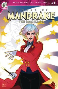 [The cover for Legacy Of Mandrake The Magician #1]