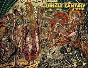 [Jungle Fantasy: Secrets #3 (Wrap) (Product Image)]