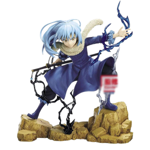 [That Time I Got Reincarnated As A Slime: Espresto Figure: Rimuru Tempest (Effect & Motion) (Product Image)]