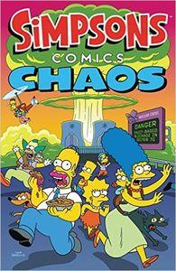 [Simpsons Comics: Chaos (Product Image)]
