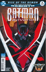 [Batman Beyond #8 (Product Image)]
