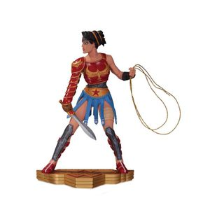 [DC Comics: Statue: Wonder Woman Art Of War By Cliff Chiang (Product Image)]