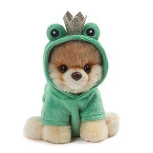 [Itty Bitty Boo: Plush: Frog (Product Image)]