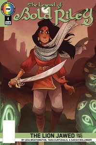 [Legend Of Bold Riley #4 (Product Image)]