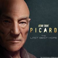 [Una McCormack talks about Picard (Product Image)]