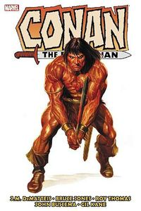 [Conan: The Barbarian: The Original Marvel Years: Omnibus: Volume 5 (Hardcover) (Product Image)]
