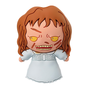 [The Exorcist: 3D Magnet: Regan (Product Image)]