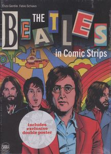 [The Beatles In Comic Strips (Hardcover) (Product Image)]