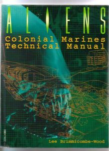 [Aliens: Colonial Marines Technical Manual (Product Image)]