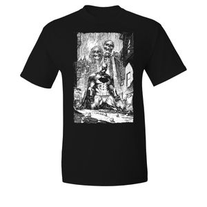 [Batman: T-Shirt: Crime Alley By Marc Silvestri (Product Image)]