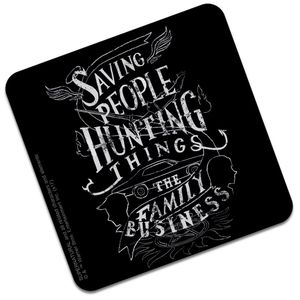 [Supernatural : Coaster: The Family Business (Product Image)]