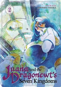 [Juana &The  Dragonewt's Seven Kingdoms: Volume 3 (Product Image)]