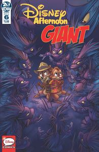 [Disney Afternoon: Giant #6 (Product Image)]
