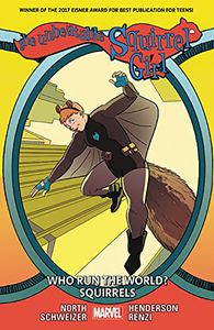 [The Unbeatable Squirrel Girl: Volume 6: Who Run The World? (Product Image)]