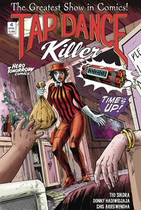 [Tap Dance Killer #4 (Cover A Main) (Product Image)]