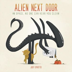 [Alien Next Door (Hardcover) (Product Image)]
