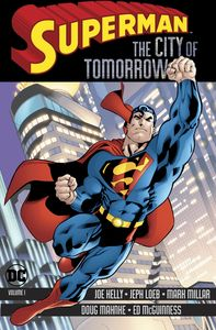 [Superman: The City Of Tomorrow: Volume 1 (Product Image)]