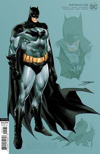 [Batman #105 (Jimenez Batman Card Stock Variant) (Product Image)]