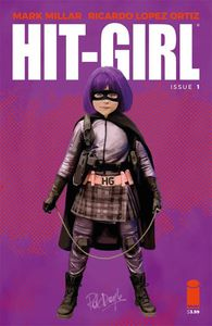[Hit-Girl #1 (Cover F) (Product Image)]