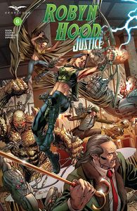 [Robyn Hood: Justice #6 (Cover A Vitorino) (Product Image)]