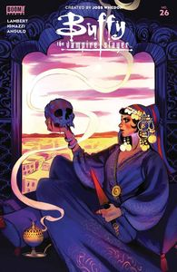 [Buffy The Vampire Slayer #26 (Cover D Petraites Variant) (Product Image)]