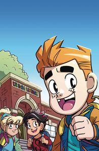 [Little Archie: One Shot (Cover B Jampole) (Product Image)]