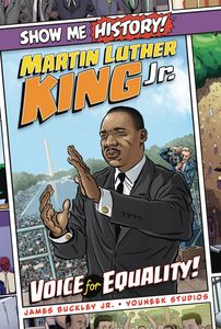[Show Me History: Martin Luther King: Voice Of Equality (Hardcover) (Product Image)]