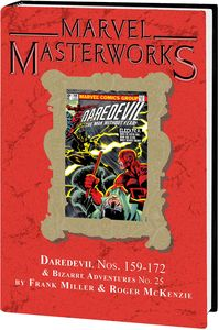 [Marvel Masterworks: Daredevil: Volume 15 (DM Variant Edition 307 Hardcover) (Product Image)]