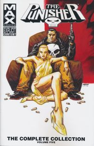 [Punisher: Complete Collection: Volume 5 (Product Image)]