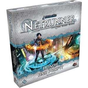 [Android Netrunner: Expansion Pack: Honor And Profit (Product Image)]