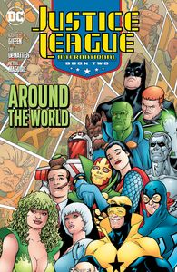 [Justice League International: Book 2: Around The World (Product Image)]