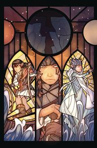 [Jim Henson's Dark Crystal: Age Of Resistance #9 (Cover B Matthews Con) (Product Image)]