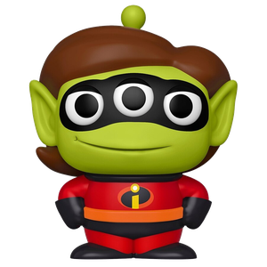 [Pixar Remix: Pop! Vinyl Figure: Alien As Elastigirl (Product Image)]