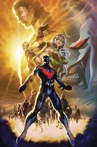 [Batman Beyond: Volume 2: City Of Yesterday (Product Image)]
