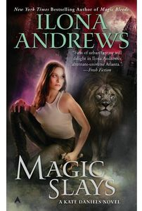 [Kate Daniels Book 5: Magic Slays (Product Image)]