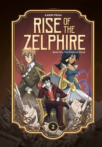 [Rise Of The Zelphire: Book 2: Prince Of Blood (Hardcover) (Product Image)]