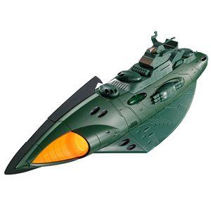 [Space Battleship Yamato 2202: Soul Of Chogokin: Gx-89 Garmillas Spa (Product Image)]