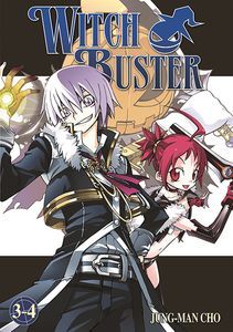 [Witch Buster: Volumes 3-4 (Product Image)]