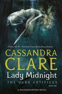 [The Dark Artifices: Lady Midnight (Product Image)]