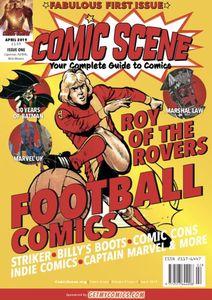 [Comic Scene: UK Magazine: Volume 2 #1 (Product Image)]