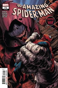 [Amazing Spider-Man #71 (Sinw) (Product Image)]