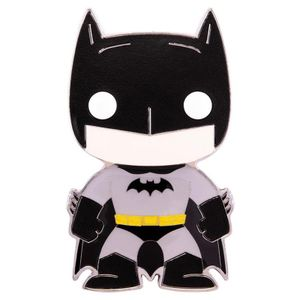 [DC Comics: Loungefly Large Enamel Pop! Pin: Batman (Product Image)]