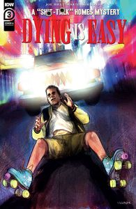 [Dying Is Easy #3 (Cover A Simmonds) (Product Image)]