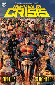 [Heroes In Crisis (Hardcover) (Product Image)]